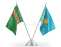 Turkmenistan and Kazakhstan: cooperation towards the main games of the planet