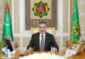 The President of Turkmenistan congratulates his countrymen of the Constitution and Turkmenistan National Flag Day