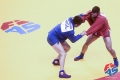 Sambo was included in the program of the Asian Indoor and Martial Arts Games 2021